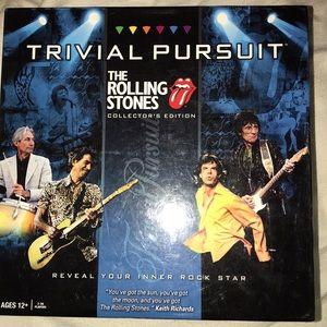 Rolling Stones Trivial Pursuit LTD